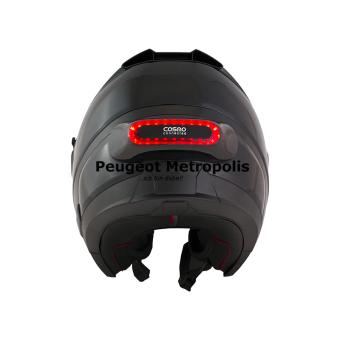 Cosmo Connected Helm Bremslicht