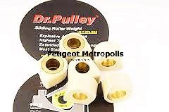 Dr.Pulley Gleitrollen (SR) Metropolis 400 (gebraucht) SR2515/8-16 Gramm