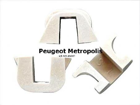 Dr.Pulley Gleitstücke (SP) Metropolis 400