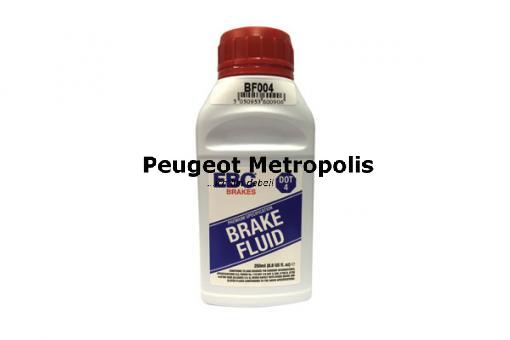 EBC Bremsflüssigkeit - 250 ml Flasche