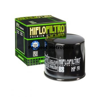HIFLO HF191 Ölfilter Peugeot Metropolis