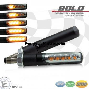 SMD-Blinker Bold Sequenziell
