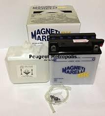 Starterbatterie Magneti Marelli YTX20CH-BS