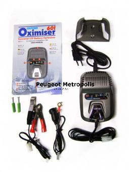 Oxford Oximizer 601 Schnellladegerät