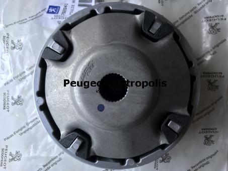 Peugeot Metropolis 400 bewegliche Riemenscheibe