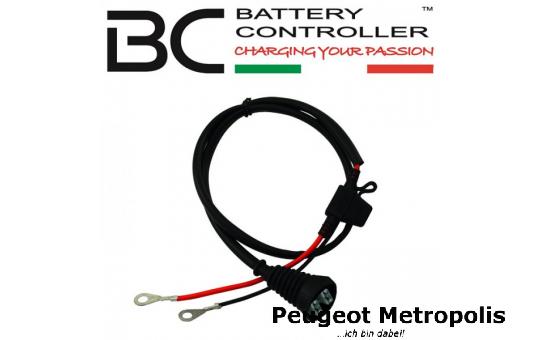 "Batterieladebuchse ""Magnetic"" Verbindungskabel mit Ösen"