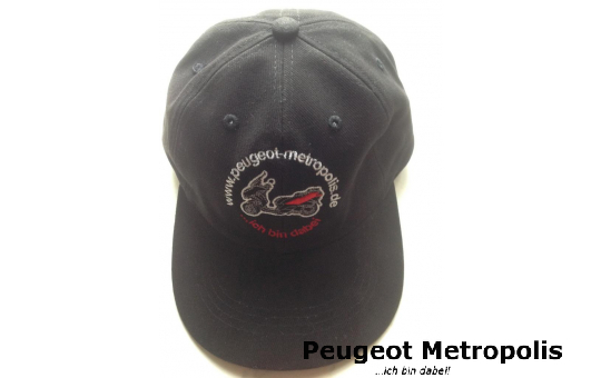 Peugeot Metropolis Cap