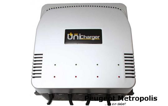 Unibat Multicharger 4