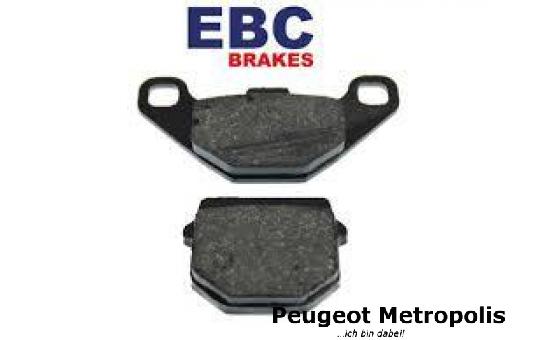 EBC Bremsbeläge SFA083 Feststellbremse Standard
