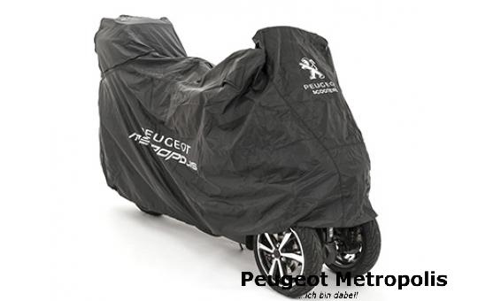 Peugeot Metropolis 400 Faltgarage