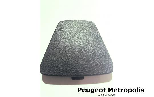 Peugeot Metropolis 400 GPS Halterung Abdeckung