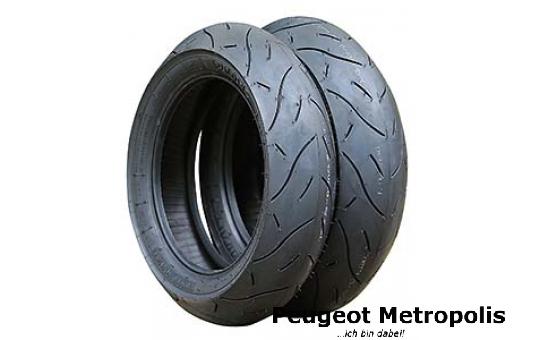 Heidenau Roller Reifen