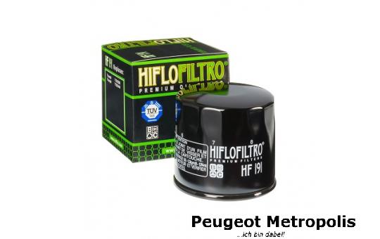 Ölfilter HIFLO HF191