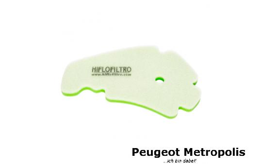 HIFLO HFA5201DS Luftfilter Piaggio
