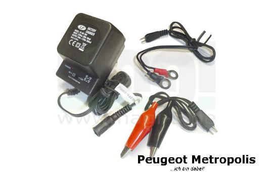 Landport Batterieladegerät 6V/12V 900mA