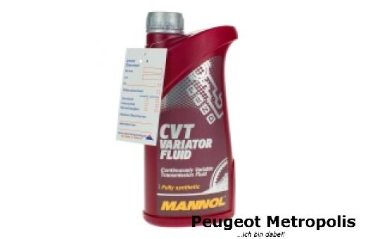 MANNOL CVT Variator Fluid - ATF Getriebeöl