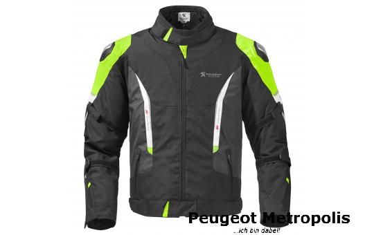 Peugeot Motorrad Jacke Cougar