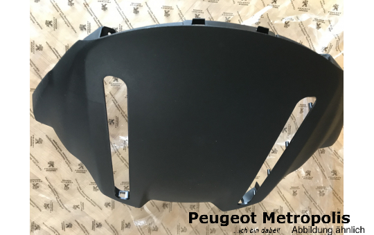 Peugeot Metropolis 400 Frontscheibe Halterabdeckung