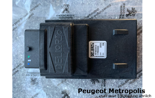 Peugeot Metropolis 400 Steuergerät