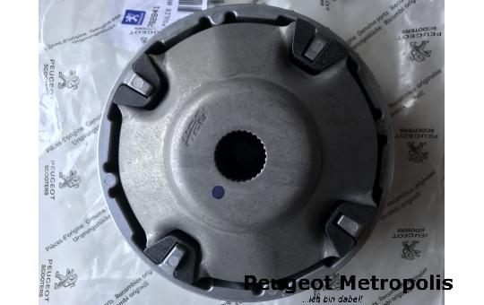 Peugeot Metropolis 400 Variomatik