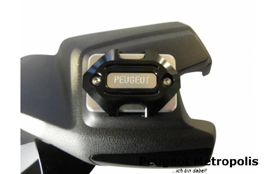 3P Peugeot Metropolis Bremsflüssigkeitsbehälter Abdeckung