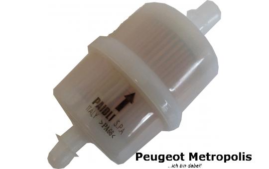 Peugeot Metropolis 400 Benzinfilter