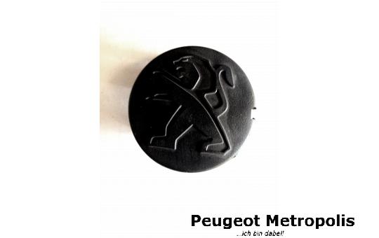 Peugeot Metropolis 400 Nabenabdeckung Titan (RS)