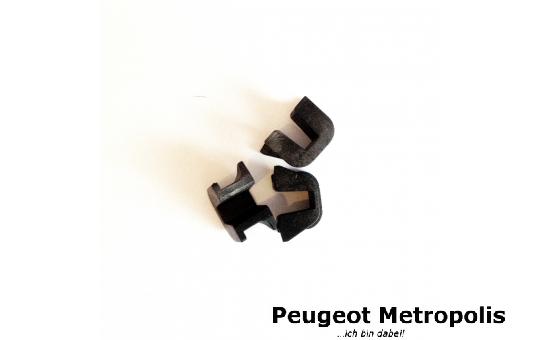 Peugeot Metropolis 400 Variomatik Gleitstücke
