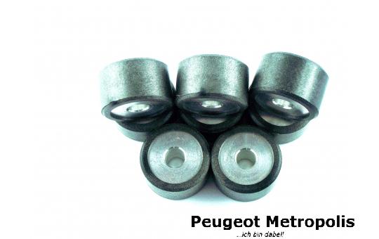 Peugeot Metropolis 400 Variomatik Rollen