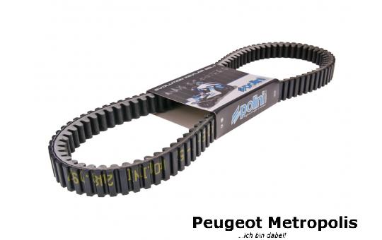 Polini Kevlar Antriebsriemen Peugeot Metropolis