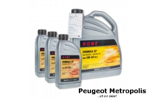 ROWE HIGHTEC FORMULA GT SAE 5W-40 Öl