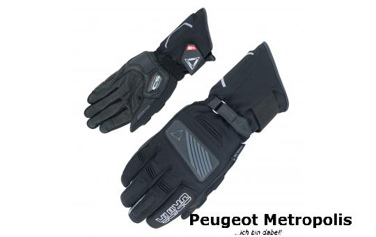 Sommer Handschuh Blizzard Schwarz | 7