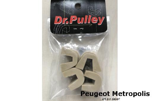 Dr.Pulley Gleitstücke (SP) MP3 400/500