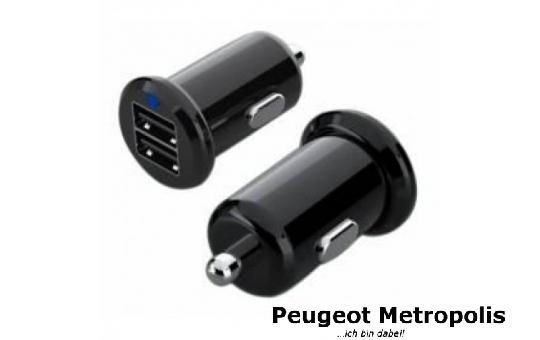 TG Dual-Port Kfz Ladegerät