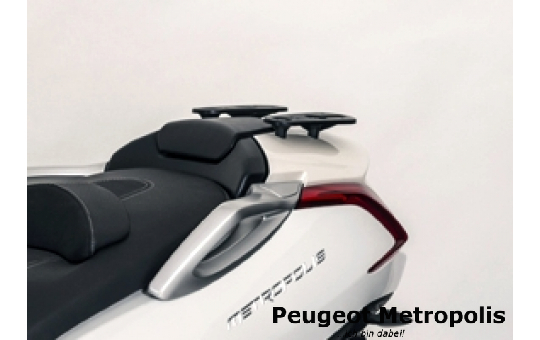 Peugeot Metropolis 400 Topcase Träger