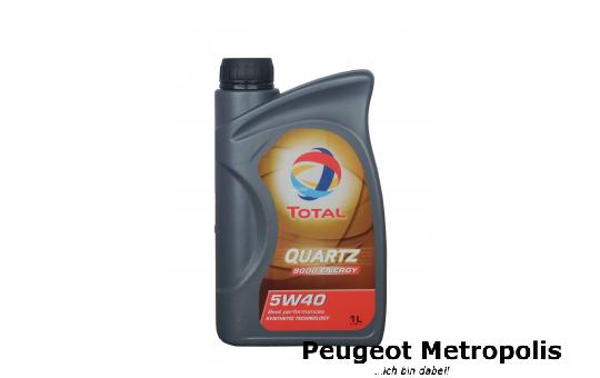 TOTAL QUARTZ 9000 Energy 5W-40 1 Liter Flasche