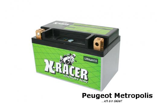 Starterbatterie Unibat X Racer Lithium 13 CBTX20CH-BS