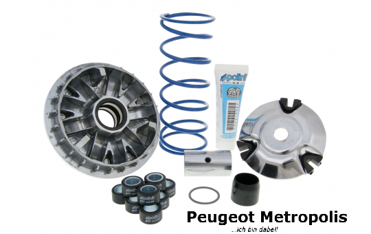 Variator POLINI Maxi Hi-Speed Peugeot Metropolis