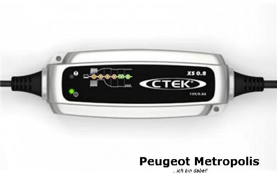 CTEK Ladegerät XS 0.8