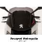 Peugeot Metropolis 400 Tacho, Modell: ABS - ab 2017