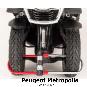 Peugeot Metropolis 400 Bügelschloß