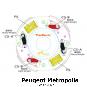 TechPulley X4 Kupplung MP3 400/500