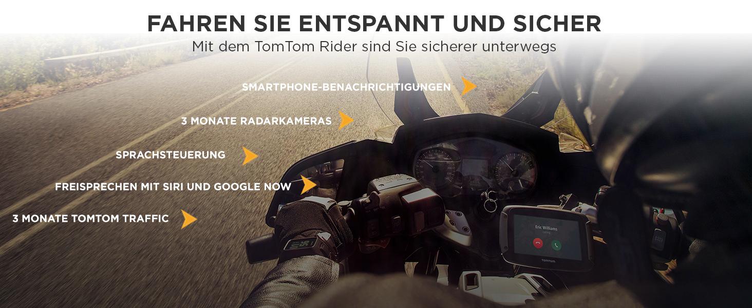 TomTom Rider 50